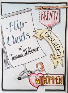 Kreative Flipchart Gestaltung Basic